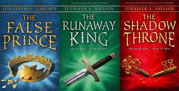 Ascendance Trilogy