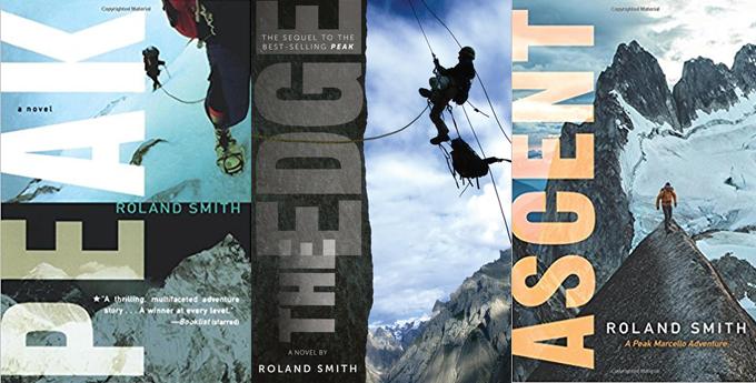 Peak Trilogy by Roland SMith