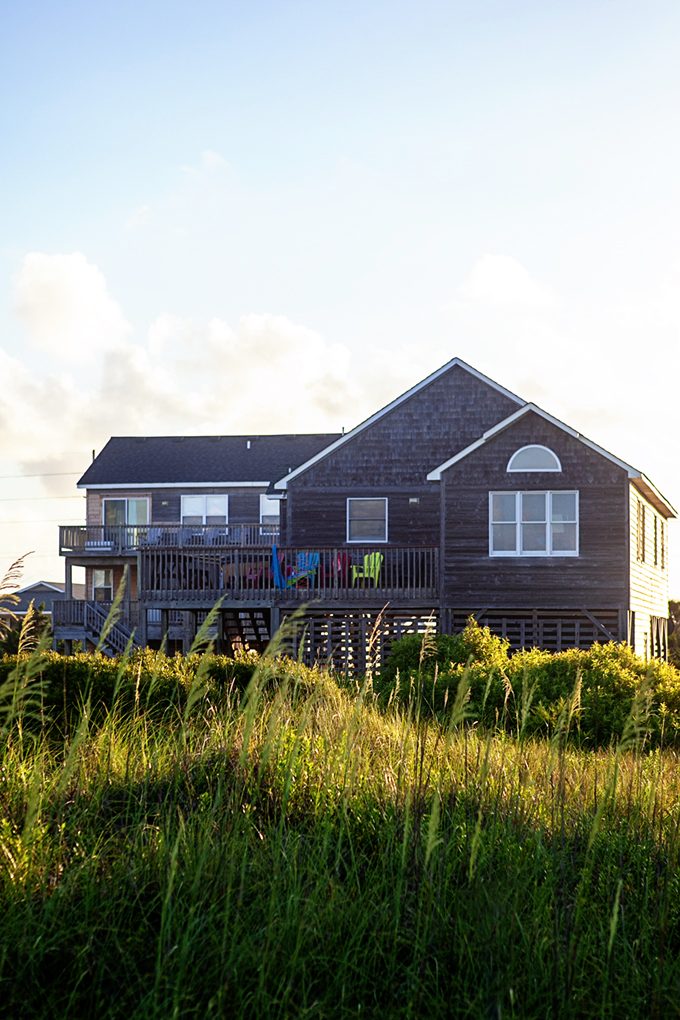 Cape Hatteras Rodanthe Beach House