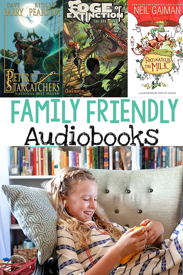 Family Friendly Audio Books