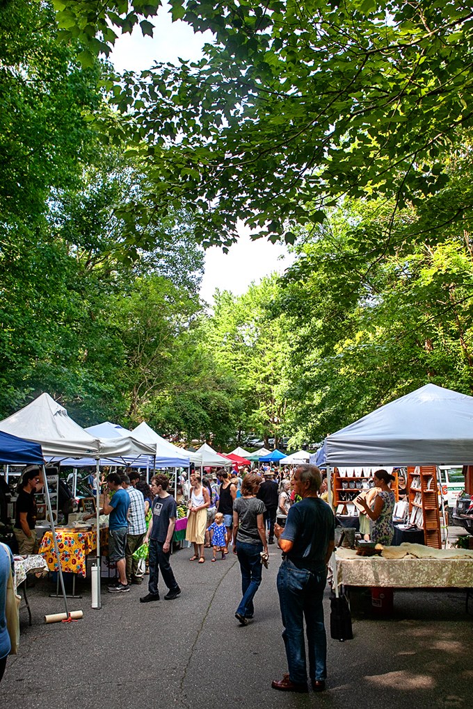 Best Farmers Market in Asheville, North Carolina