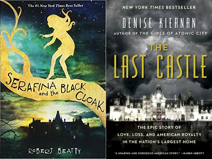 Books about the Biltmore Estate