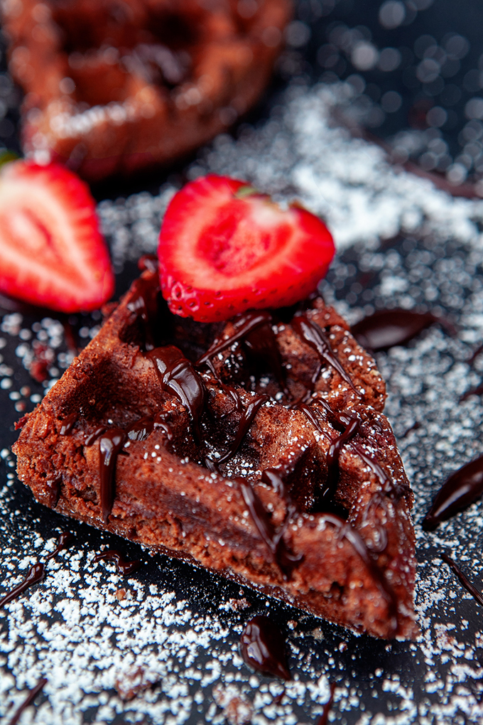 Waffle Brownies from Scratch 3a