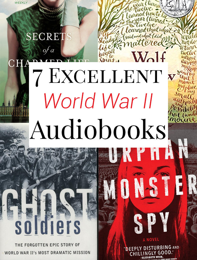 7 Excellent World War II Audiobooks