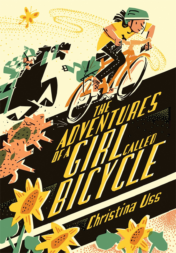 Cover image of the book A Girl Called Bicycle New Middle Grade Books