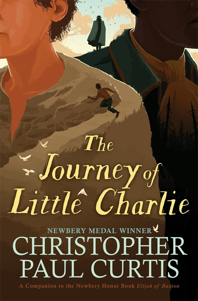 Cover Image of the Book Journey of Little Charlie New Middle Grade Books