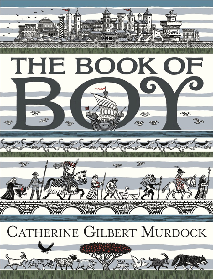 Cover image of the book The Book of Boy New Middle Grade Books