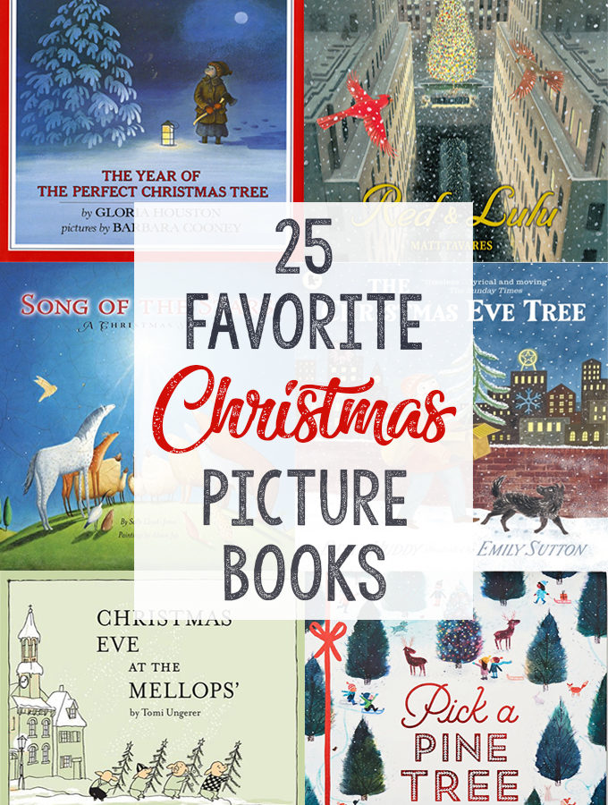 Our 25 Favorite Christmas Picture Books