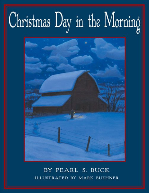 Christmas Day in the Morning Book