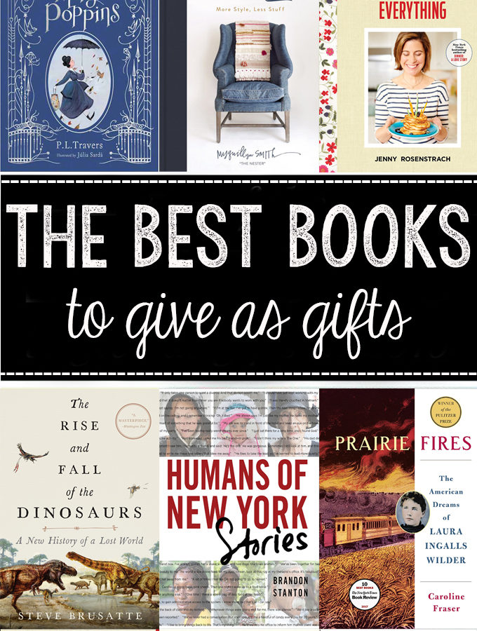 Great Books To Give As Gifts (For All Ages)
