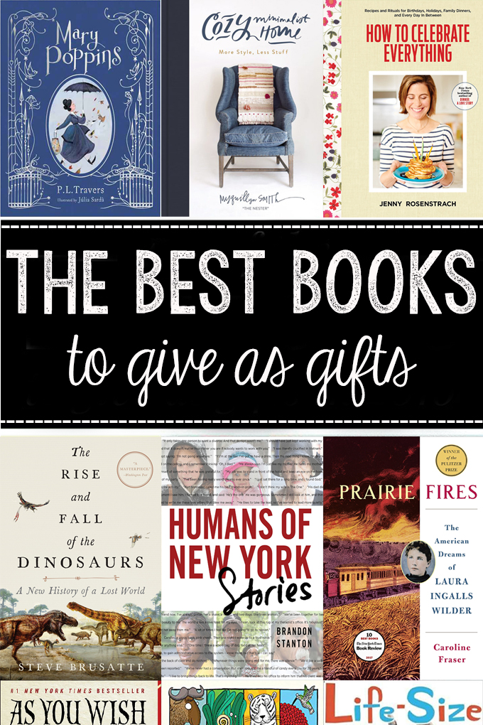 great books to give as gifts