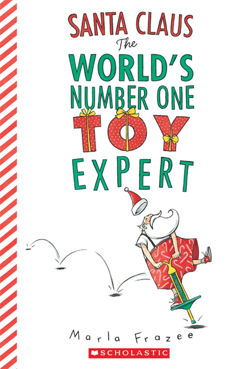Santa Claus The Worlds Number One Toy Expert Book