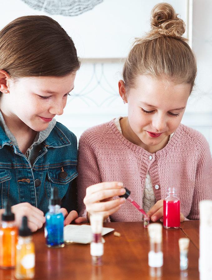 Potion Making Kit For Kids: Moon & Moth Magic