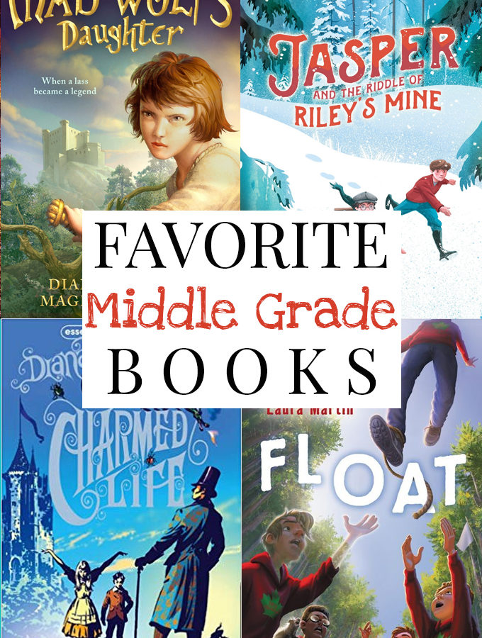 The 10 Best Middle Grade Books I Read in 2018