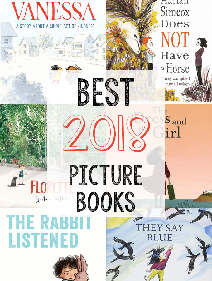Best Children's Picture Books 2018