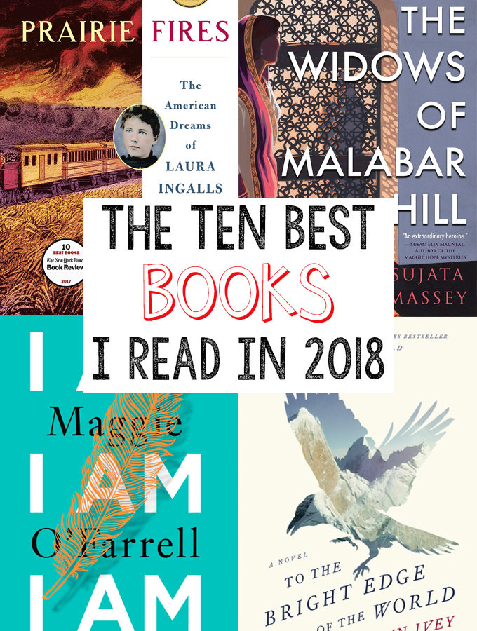 The 10 Best Books I Read in 2018