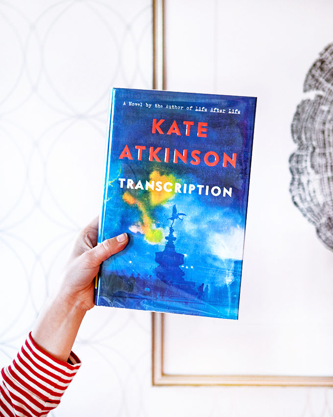 Transcription by Kate Atkinson : Book Review