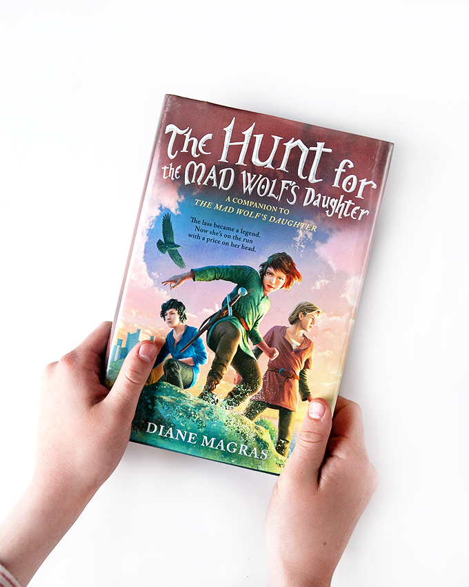 The Hunt For the Mad Wolf's Daughter book cover