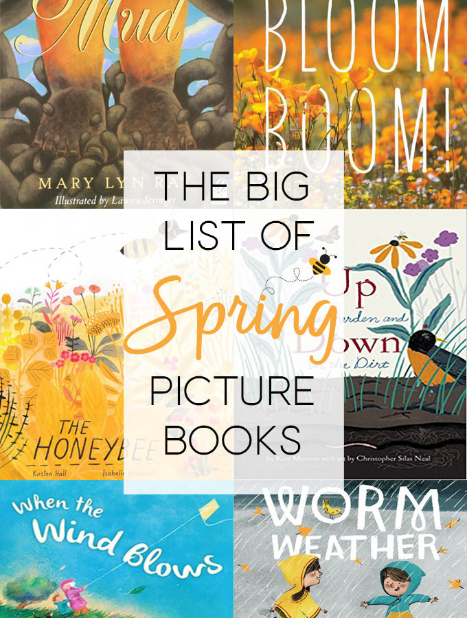 Our Favorite Spring Picture Books