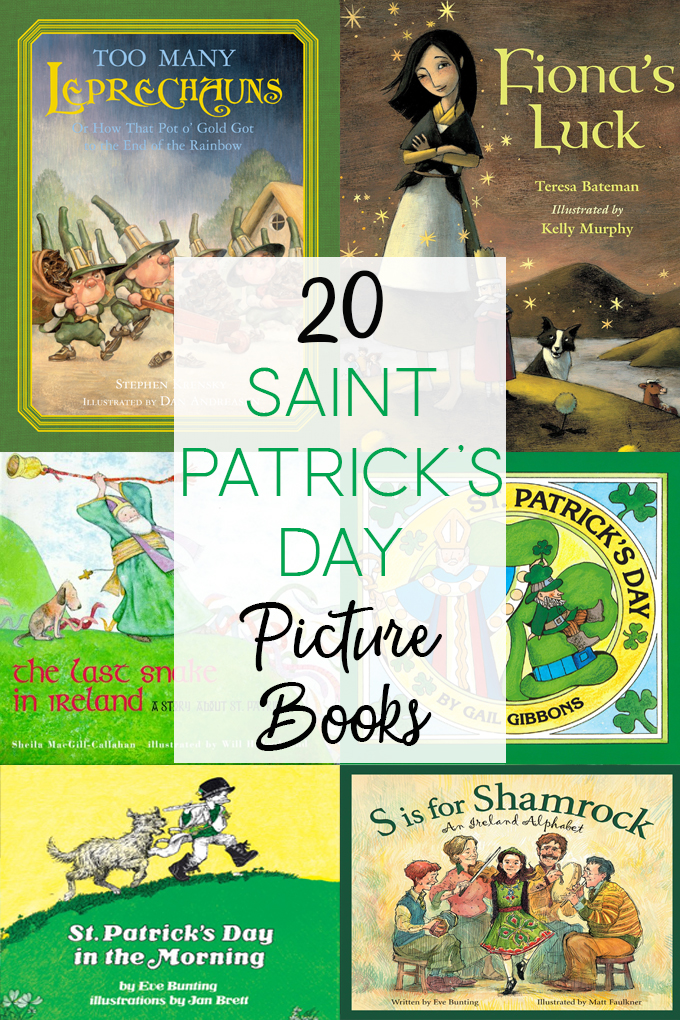 St. Patrick's Day Picture Books