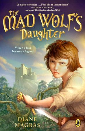 The Hunt for the mad wolf's daughter blog tour