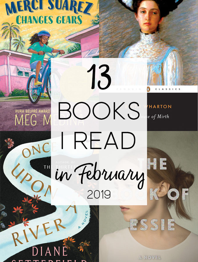 What I Read in February 2019