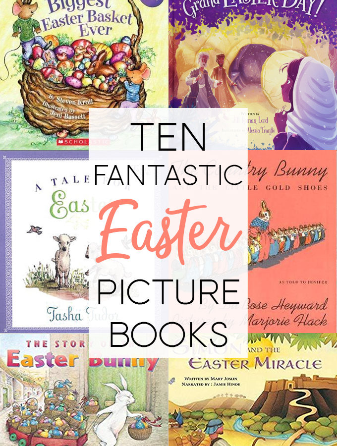 10 Fantastic Easter Picture Books