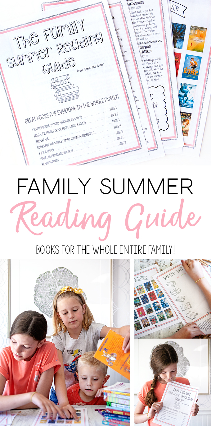 Family Summer Reading Guide