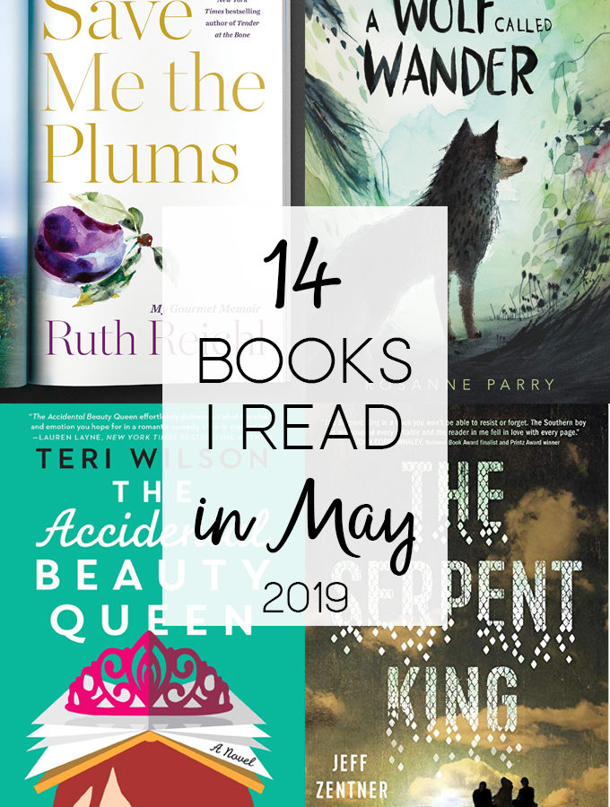 What I Read in May 2019