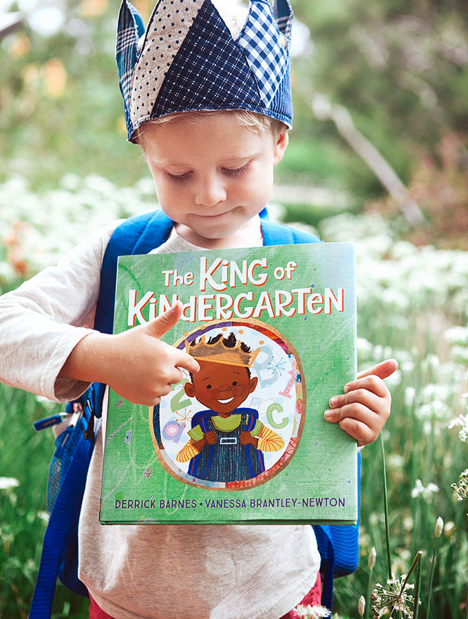The King of Kindergarten : The First Day of School