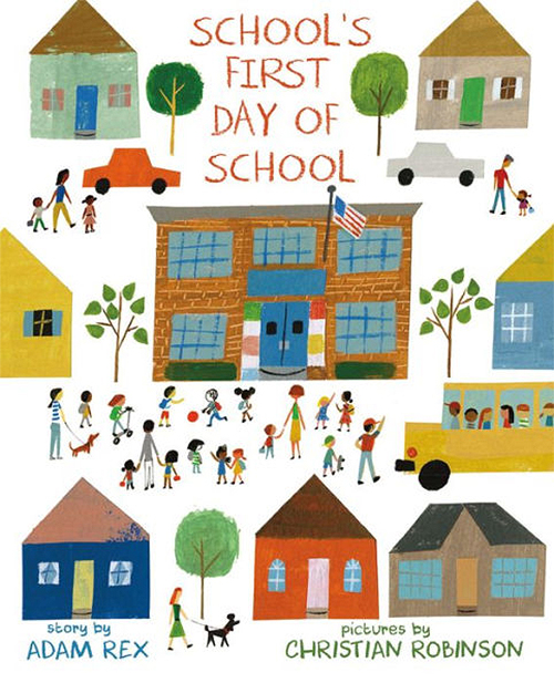 12 Favorite Back to School Picture Books