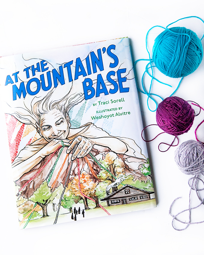 Book Cover for At the Mountain's Base