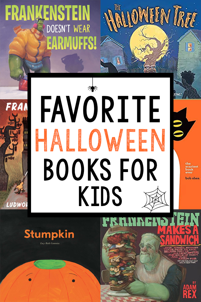 Halloween 2020 Surprise Ending The Best Halloween Picture Books   Some the Wiser