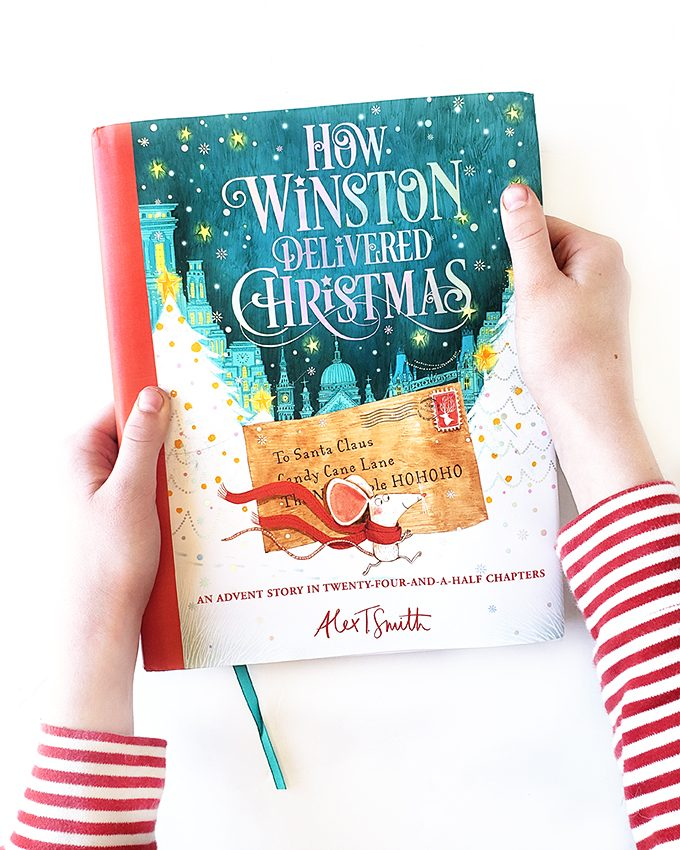 Advent Story for Kids: How Winston Delivered Christmas
