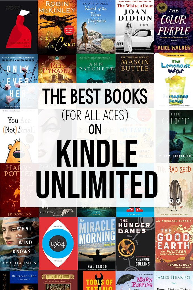Good Books on Kindle Unlimited