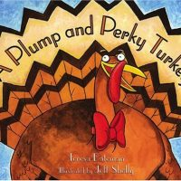 A Plump And Perky Turkey