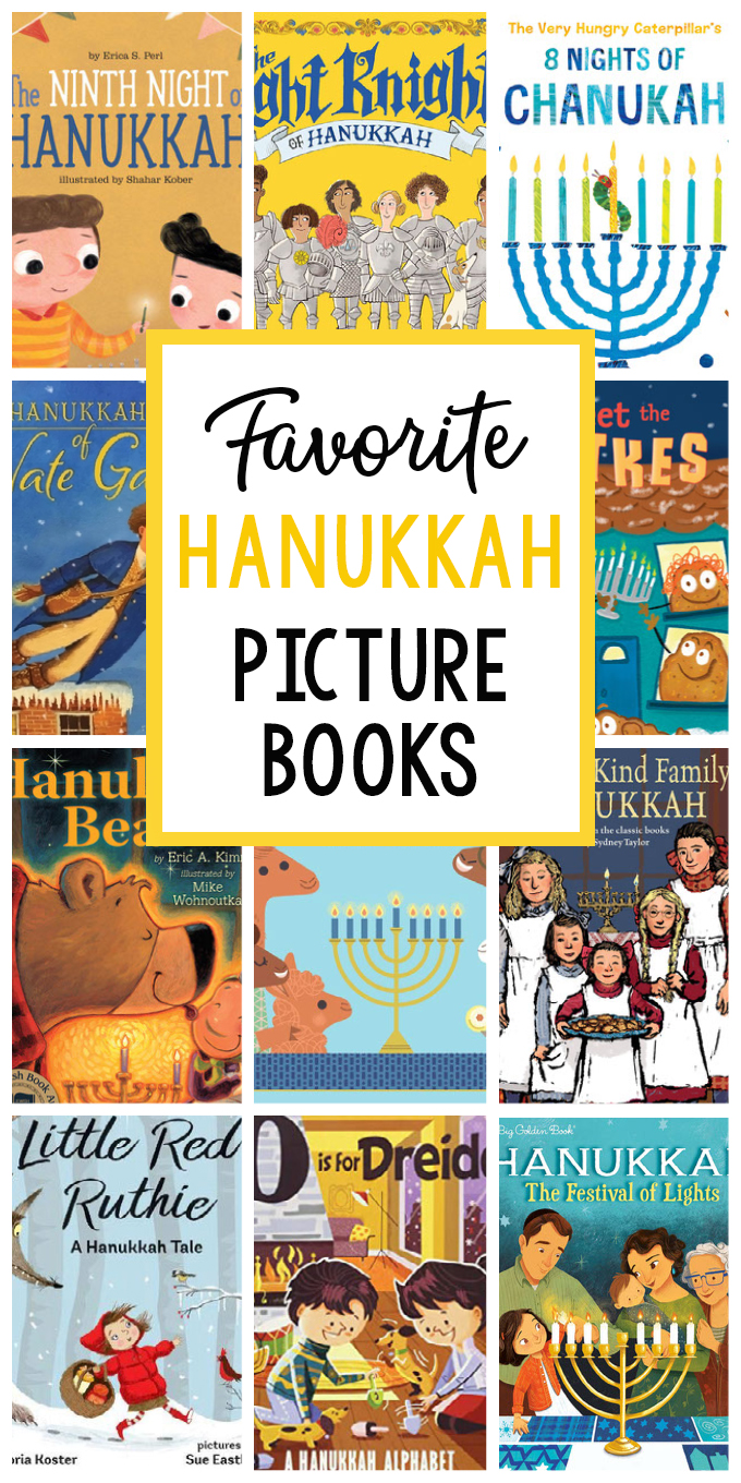 Favorite Hanukkah Picture Books