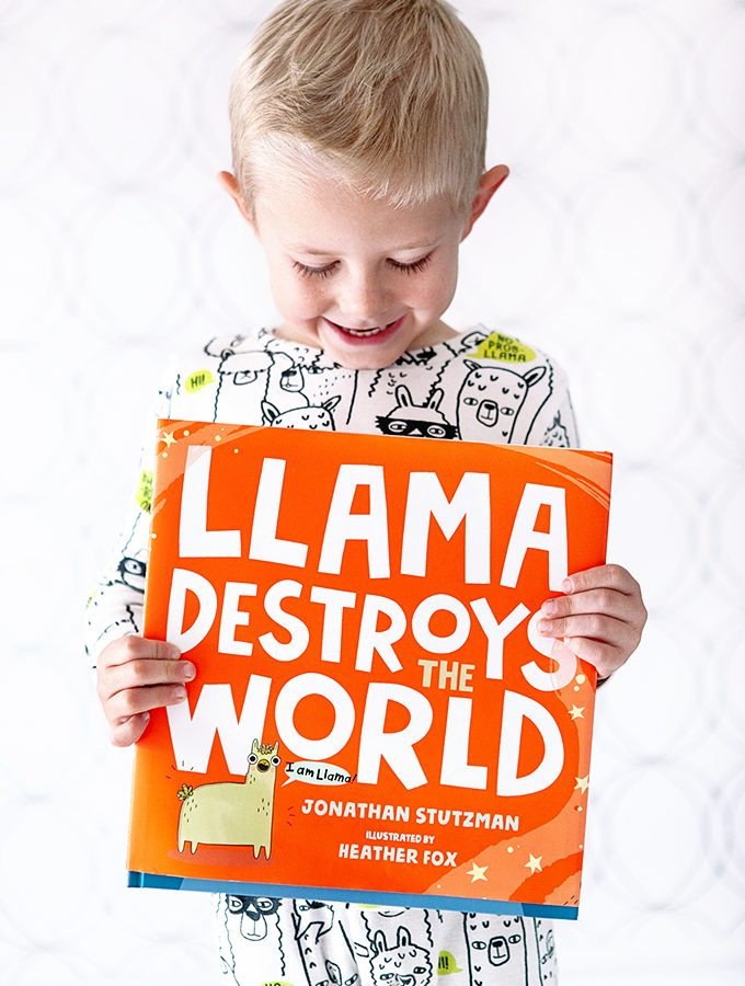 Super Fun Picture Books About Llamas