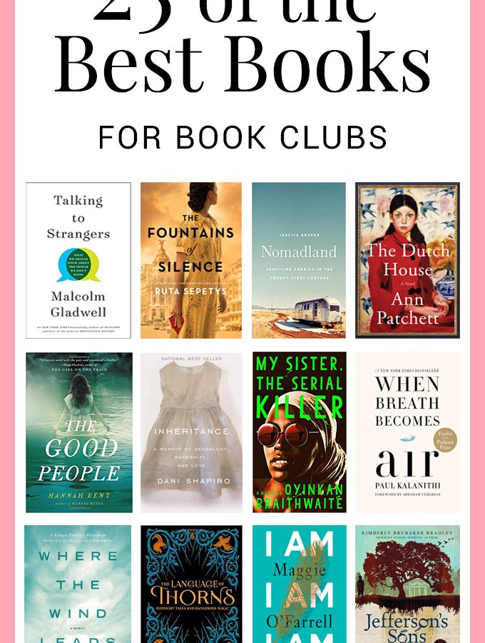 The Best Book Club Books