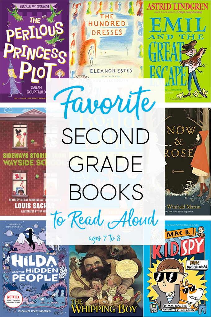 Read Aloud Books For Second Grade - Some The Wiser
