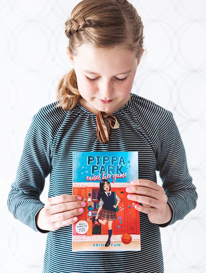 Pippa Park Raises Her Game : Middle Grade Review
