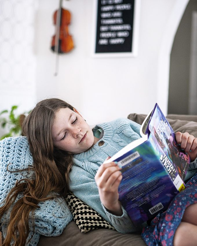 What We're Reading: Books for the Whole Family