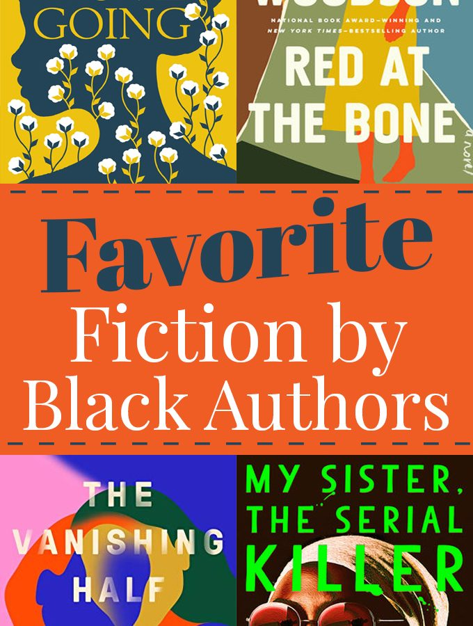 My Favorite Contemporary Fiction by Black Authors