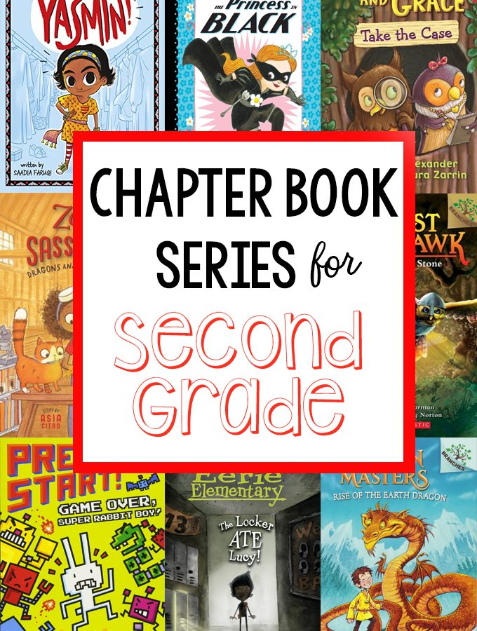 Excellent Chapter Book Series for Second Graders