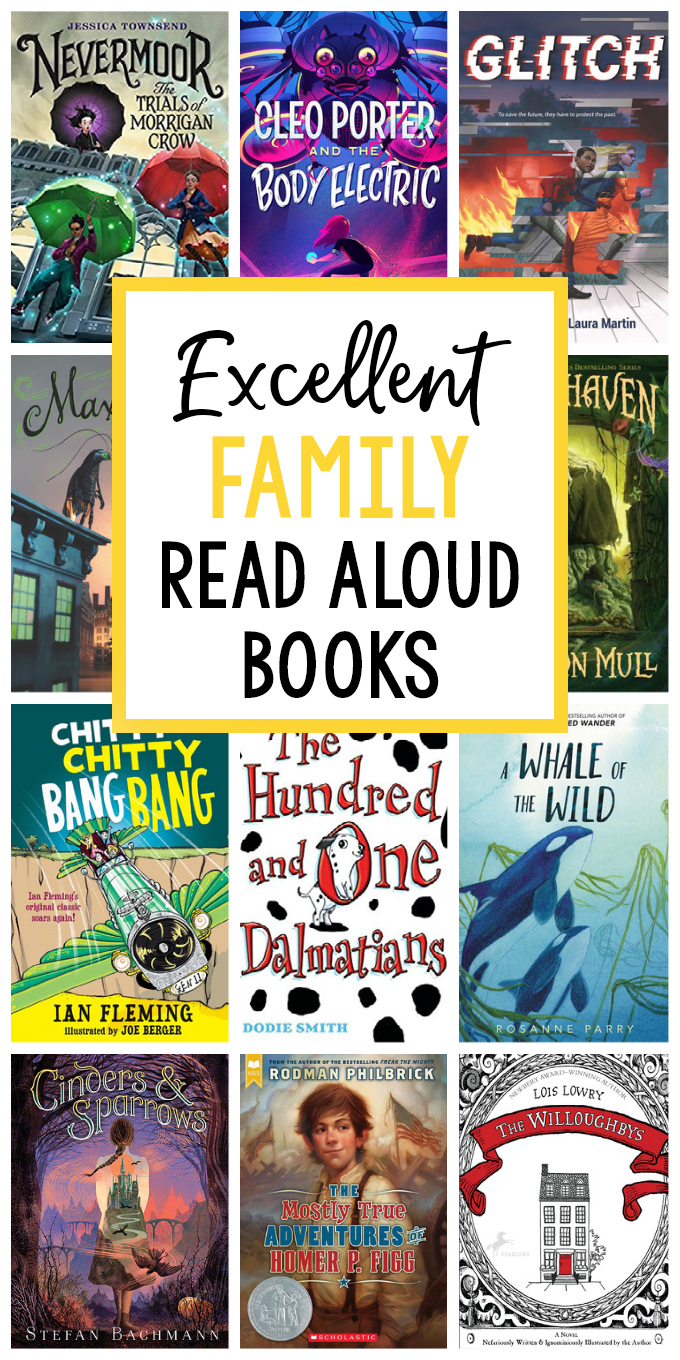 Family Read Aloud Books