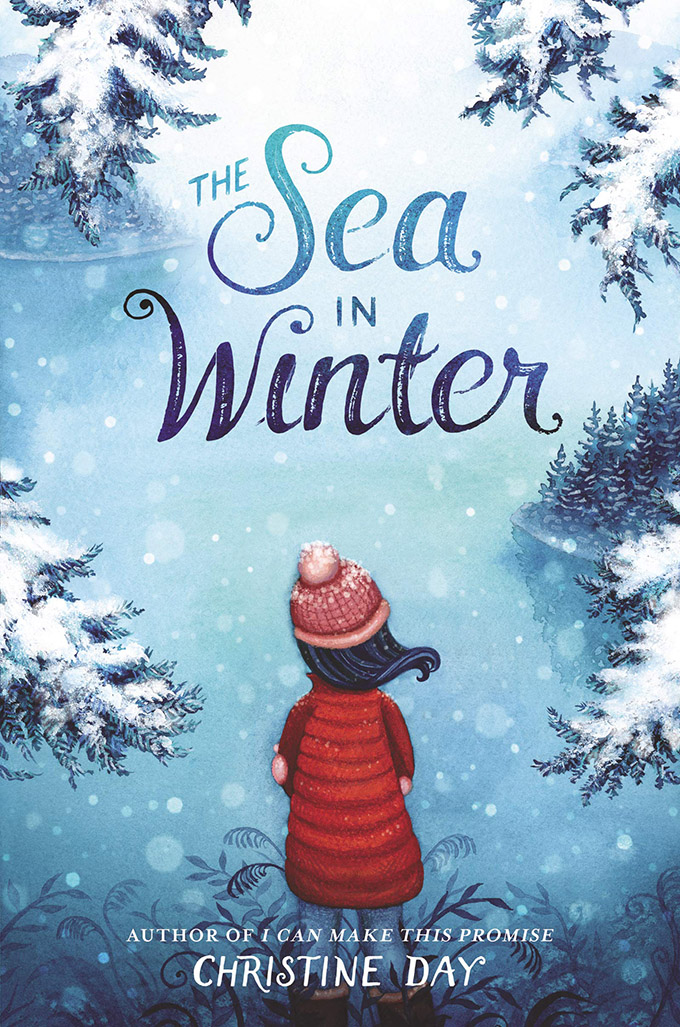 The Sea in Winter Book Cover