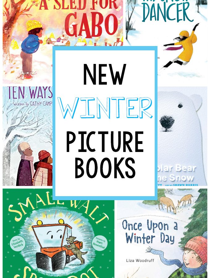 New Picture Books About Winter