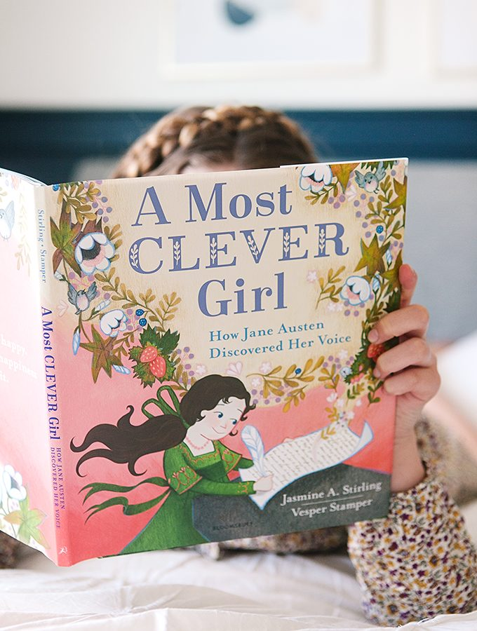 A Most Clever Girl by Jasmine A. Stirling