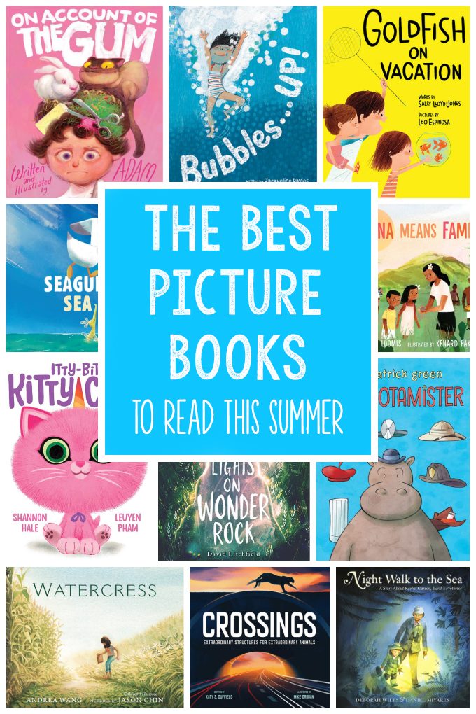 Best Picture Books to read this summer 2021