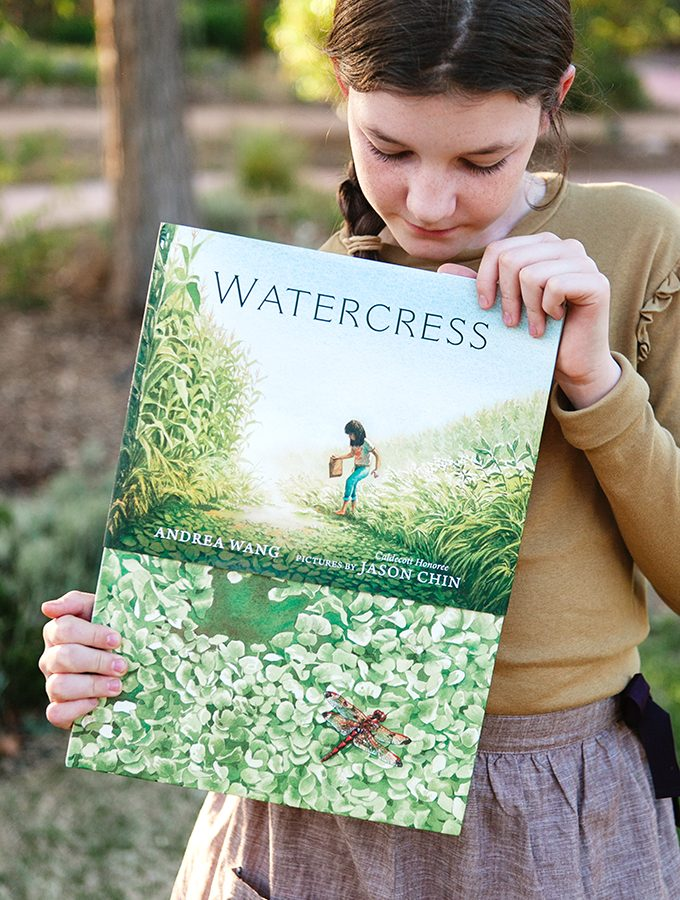 Watercress by Andrea Wang : A Talk with the Author and Illustrator